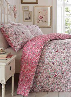 Pink Betsy Bedding Set