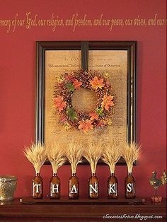 Thanksgiving #holidayentertaining #thanksgiving #givingthanks #november #holidays #thanksgivingideas #thanksgivingcrafts #thankful #thanks #thanksgivingrecipes www.gmichaelsalon... #diy #crafting #recipes #forthehome #holidaydecorating #holidaydecor #harvest #autumn