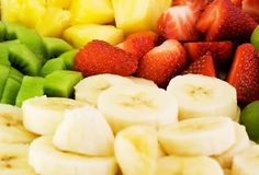 Healthy kid-approved fruit dips