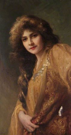 Beatrice Offor, Aglaie, c. 1907-20