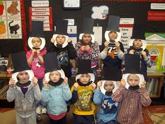 We Are Kindergarten: President's Day
