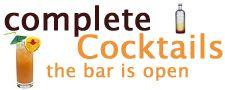 Welcome to CompleteCocktails.com