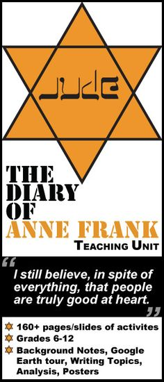 anne frank play essay prompts