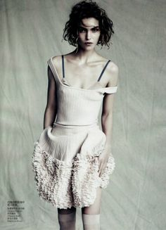 Arizona Muse pour Vogue China