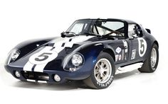 Factory Five Type 65 Coupe: The Shelby Daytona Coupe Replica