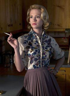 Betty Draper (January Jones), Mad Men