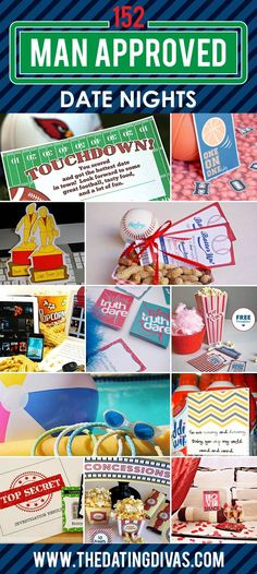JACKPOT!!! My man will love these date ideas! www.TheDatingDivas.com