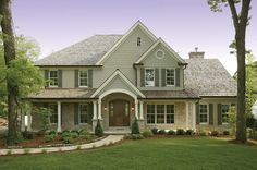 Eplans Country House Plan - Subtle Craftsman Influence - 4048 Square Feet and 4 Bedrooms from Eplans - House Plan Code HWEPL69042