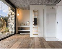 salle de bains 'plano' de cesana