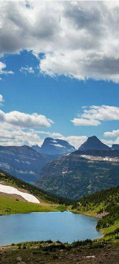 bbe5a94857d99d83e7fa3f897c6af ... Ptarmigan Lake in Glacier via www.pinterest.com