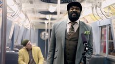 Gregory Porter: A Lion In The Subway : NPR