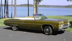 1972 impala