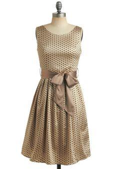 I super like the cut of this dress.