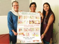 """Shari Davis & Ellen Currin are InTheField Travelers with GlobalGiving who are visiting our partners' projects throughout Nepal. Click to see their """"Postcard"""" from their most recent visit in Nepal!"""