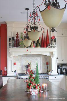 Decorated Kitchen |
