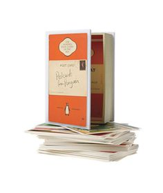 Literary Postcards from Penguin Classics