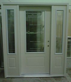 entry doors with sidelights single entry door w sidelight s
