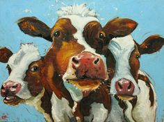 . artists, cow art, art cow, farms, cow painting etsy, backgrounds, kids, dance, anim art