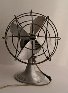 like this vintage fan