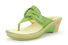 Alegria Lola Vert - on closeout for $59! | Alegria Shoe Shop #AlegriaShoes #Sandals #Closeouts