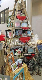 Craft Fair, Old Ladder