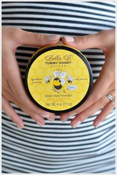 Tummy Honey Butter by Bella B to prevent stretch marks