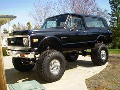 Chevy K5 Blazer I miss my Bear