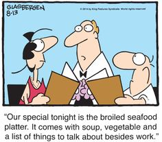 Better Half Comic Strip for August 13, 2014 | Comics Kingdom