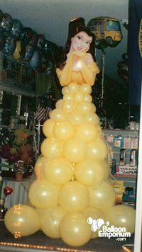 Princess Balloon Figures