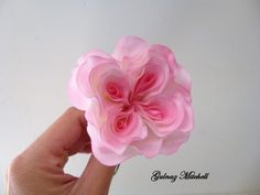 David Austin Rose my way (Easy, Quick and inexpensive, using mostly 2 round cutters) - CakesDecor