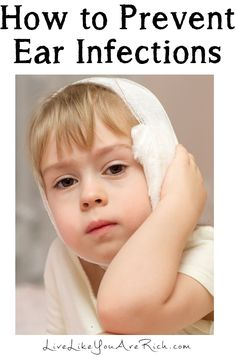 Easy, natural, AND inexpensive way to prevent ear infections.