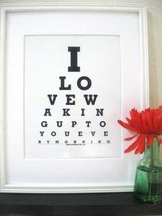 Fiance GiftsEngagement Gift Rustic Wedding Gift by Eyecharts