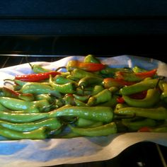 From Plant to Pantry . . . this time with peppers!