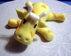 Giraffe for Baby Shower Cake