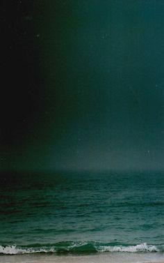 Winter Ocean.