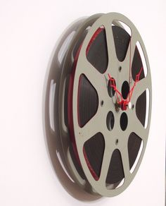 .Theater room clock