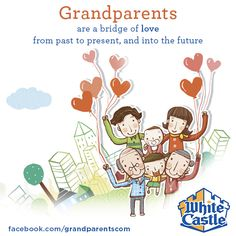 We're celebrating National #GrandparentsDay on Sunday Sept. 7th with @whitecastlepins!  Buy any meal on 9/6 or 9/7, get one free & receive a nostalgic paper cap!