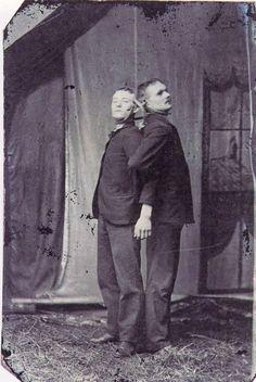 Double suicide. ca. 1890,