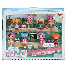 "FREE #Lalaloopsy Plush Doll with purchase of Mini Lalaloopsy Dolls at Toys ""R""Us!"