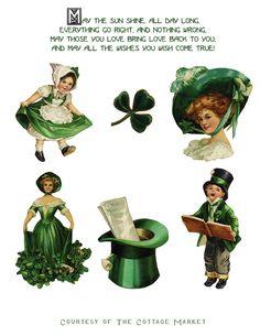 Free vintage clipart.