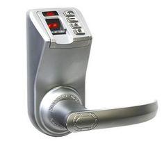 Keyless entry with Biometric Fingerprint scan - $185.00
