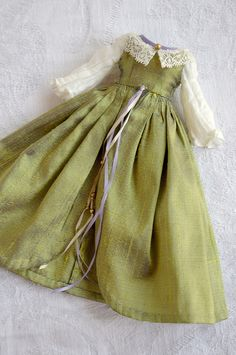 Forest fairy the dress (Kikihalb)