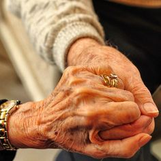 claritypeaceseren, age, heart warming, gods grace, beauti, bible, hold heart, 60th anniversary, holding hands
