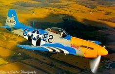 John Dilly's P-51 | Steve Snyder