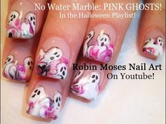 79 Halloween nail art designs for beginners and up! Please spread the word and have FUN painting spooky nails!!! *love*!!!!