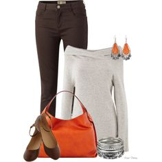 Fall into September, created by madamedeveria on Polyvore