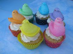 peep cakes