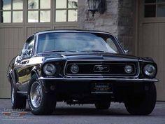 1968 Mustang GT390