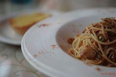 pastrami pesto pasta