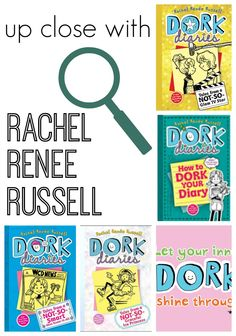 Rachel Renee Russell: Up Close With the Author of the Dork Diaries Everything you need to know about this attorney-turned-author.